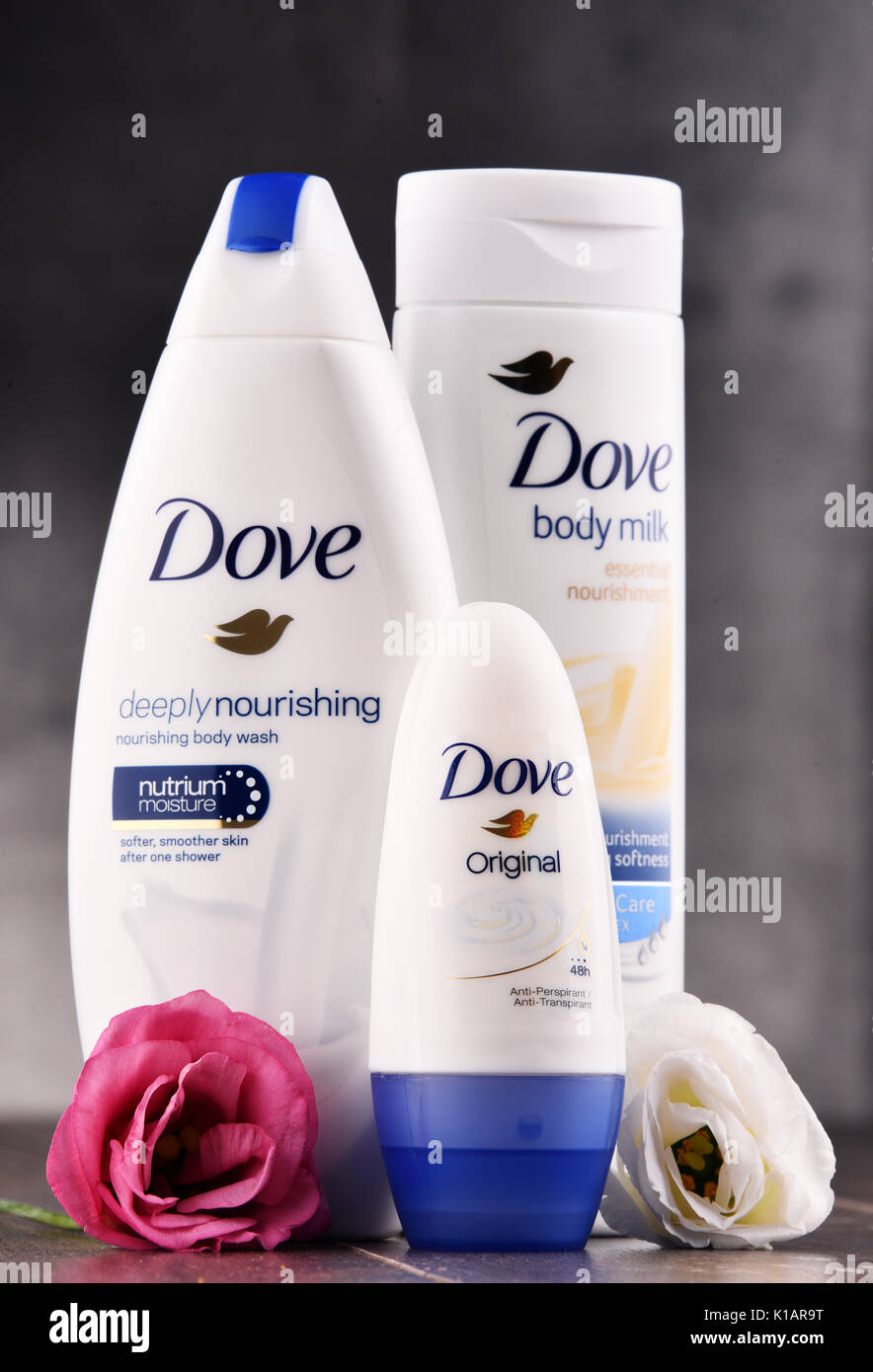 demand analysis for dove shampoo introduction