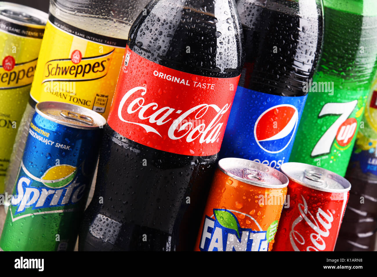 Global Soft Drink Concentrate Market - Growth, Trends and Forecasts (2018 - 2023)