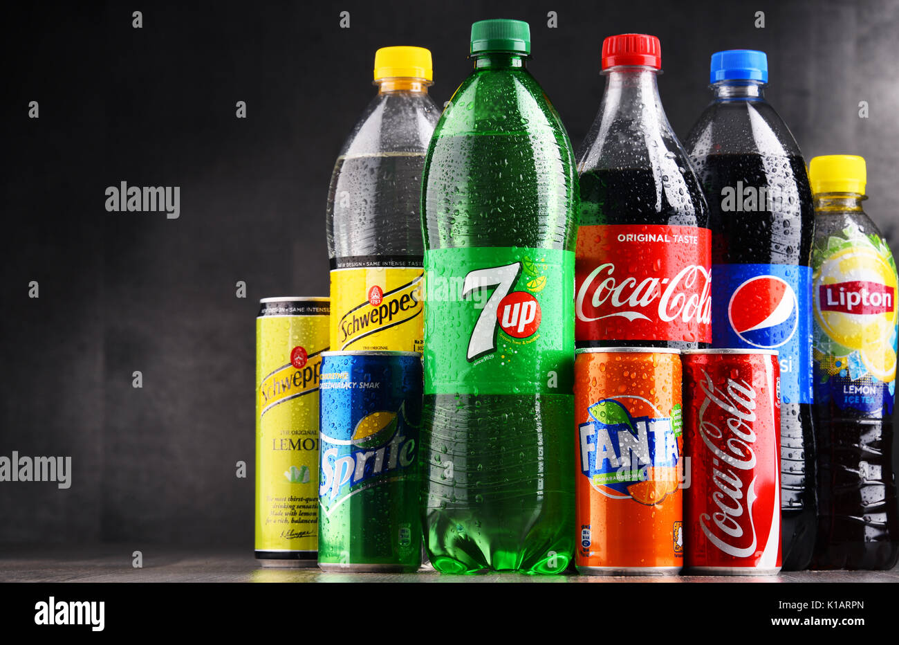 Soft Drinks Global Market, Industry Analysis, Growth Trends, Opportunity and Forecast 2018 to 2023