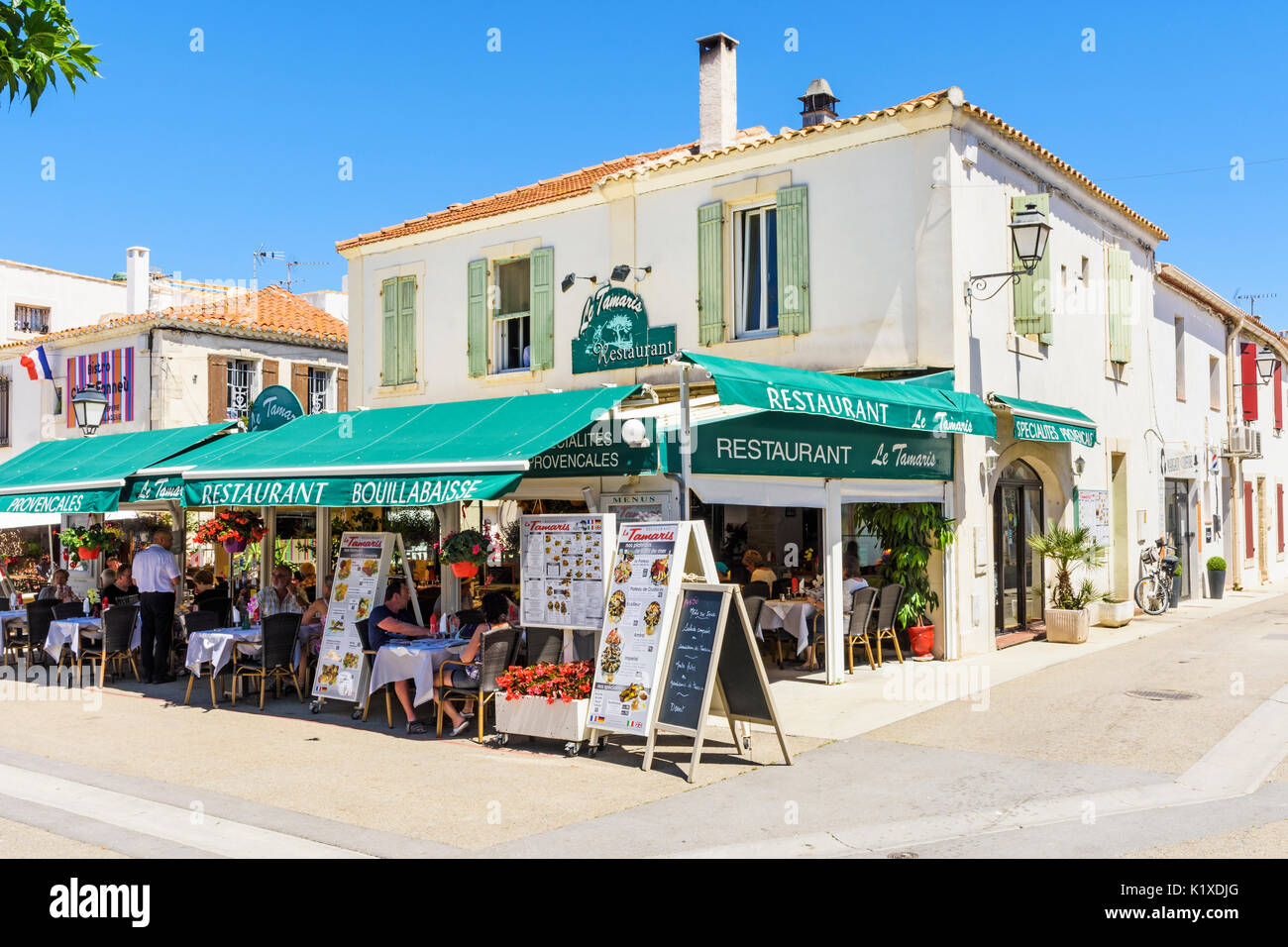 camargue france restaurant stock photos camargue france restaurant stock images alamy. Black Bedroom Furniture Sets. Home Design Ideas