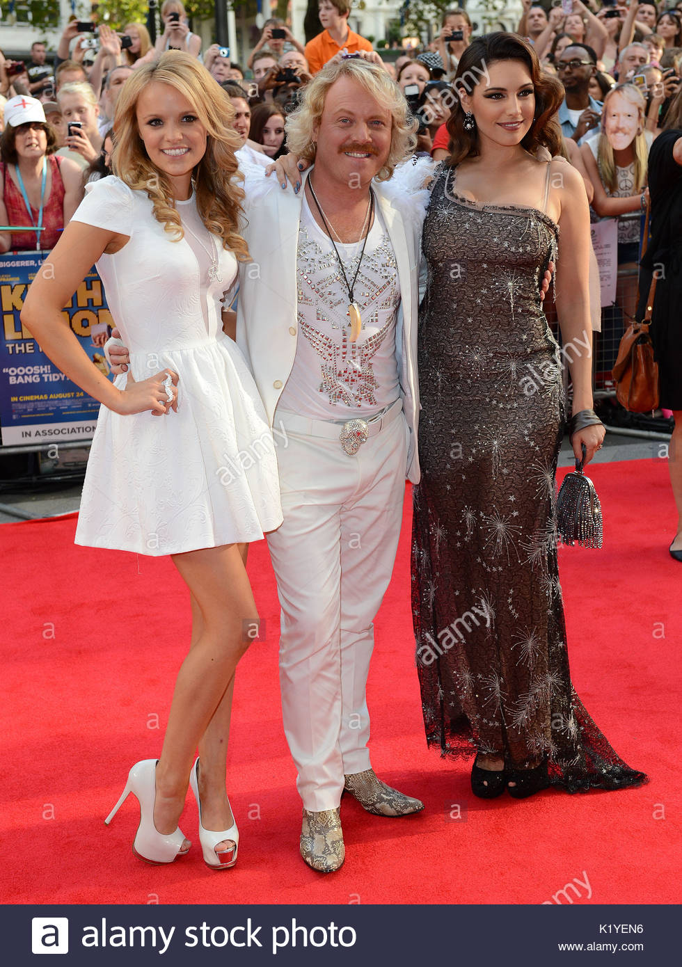 laura aikman and leigh francis relationship problems