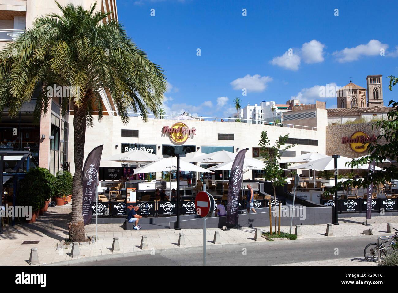 Palma De Mallorca Hard Rock Cafe