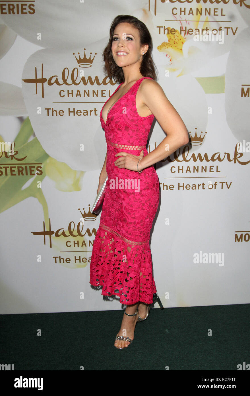 Erin krakow stock photos erin krakow stock images alamy for Hallmark movies and mysteries channel