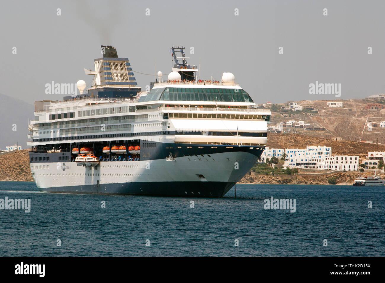 Celebrity Cruises Edge of Europe Tour: Athens Greece