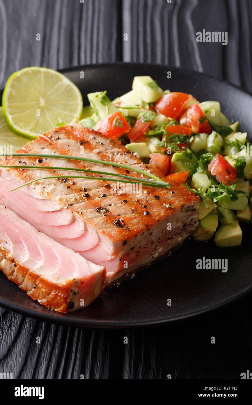 Swordfish Salad Stock Photos & Swordfish Salad Stock ...