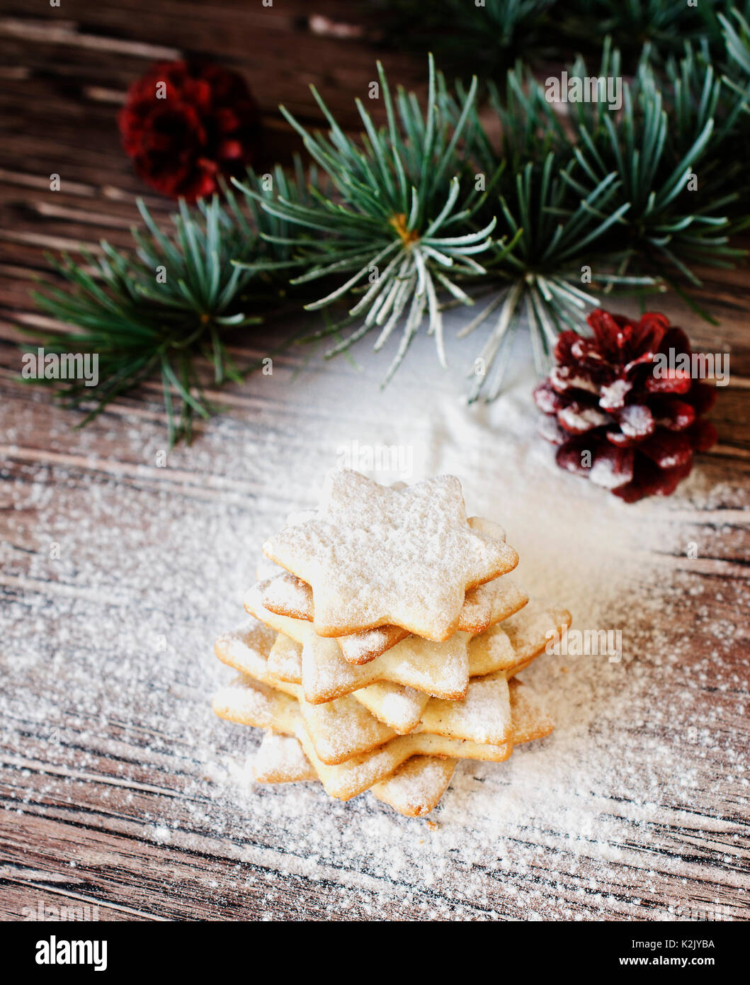 Jewish christmas nobody stock photos jewish christmas for Chocolate gingerbread twigs