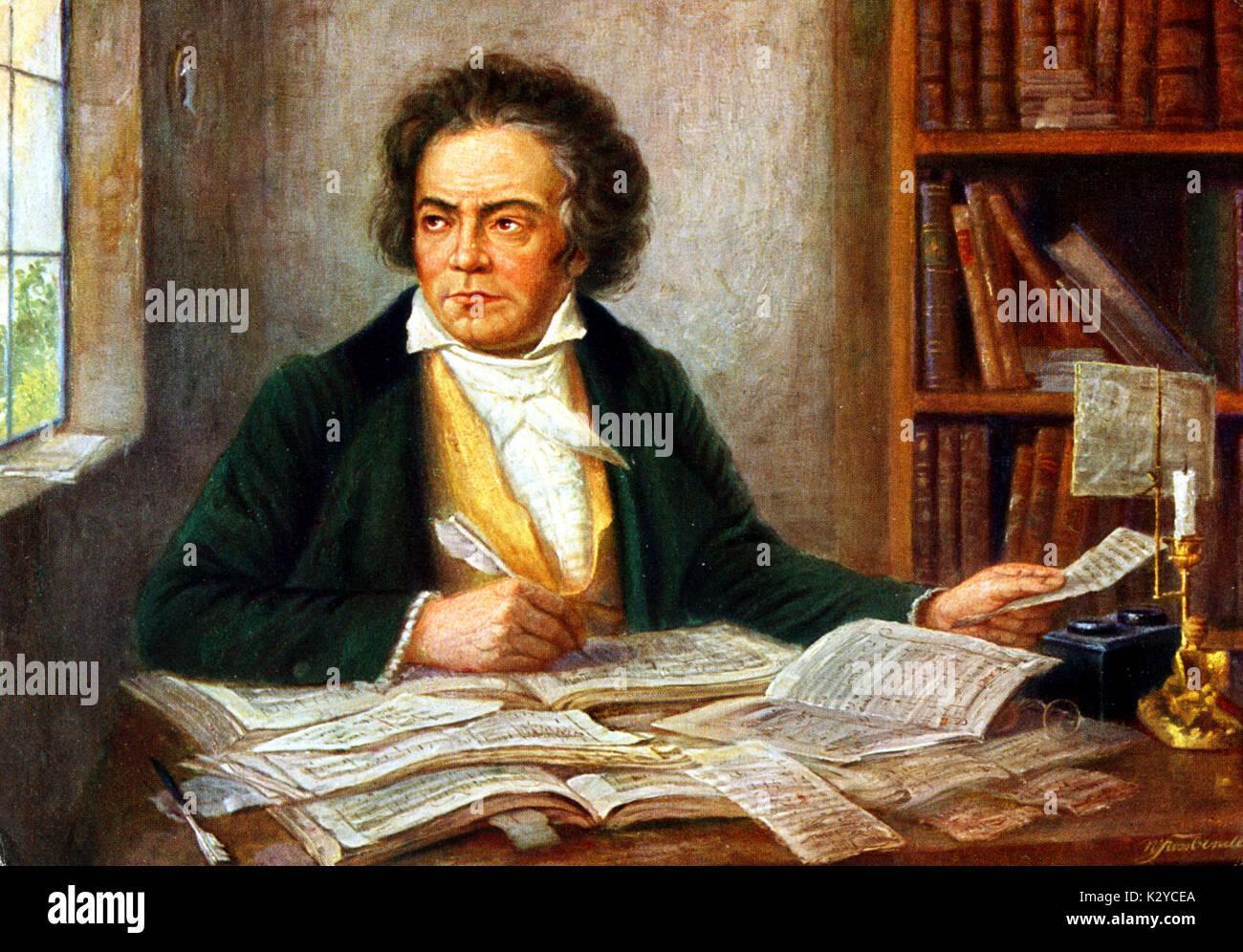 Ludwig van beethoven symphonie 9 ode an die freude 4