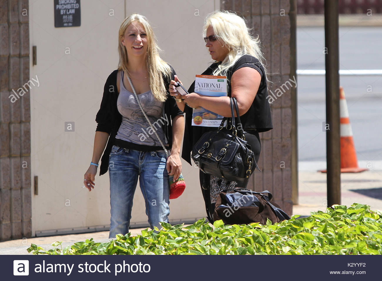 Chapman beth chapman s daughter cecily wallskid for Dog the bounty hunter divorce beth