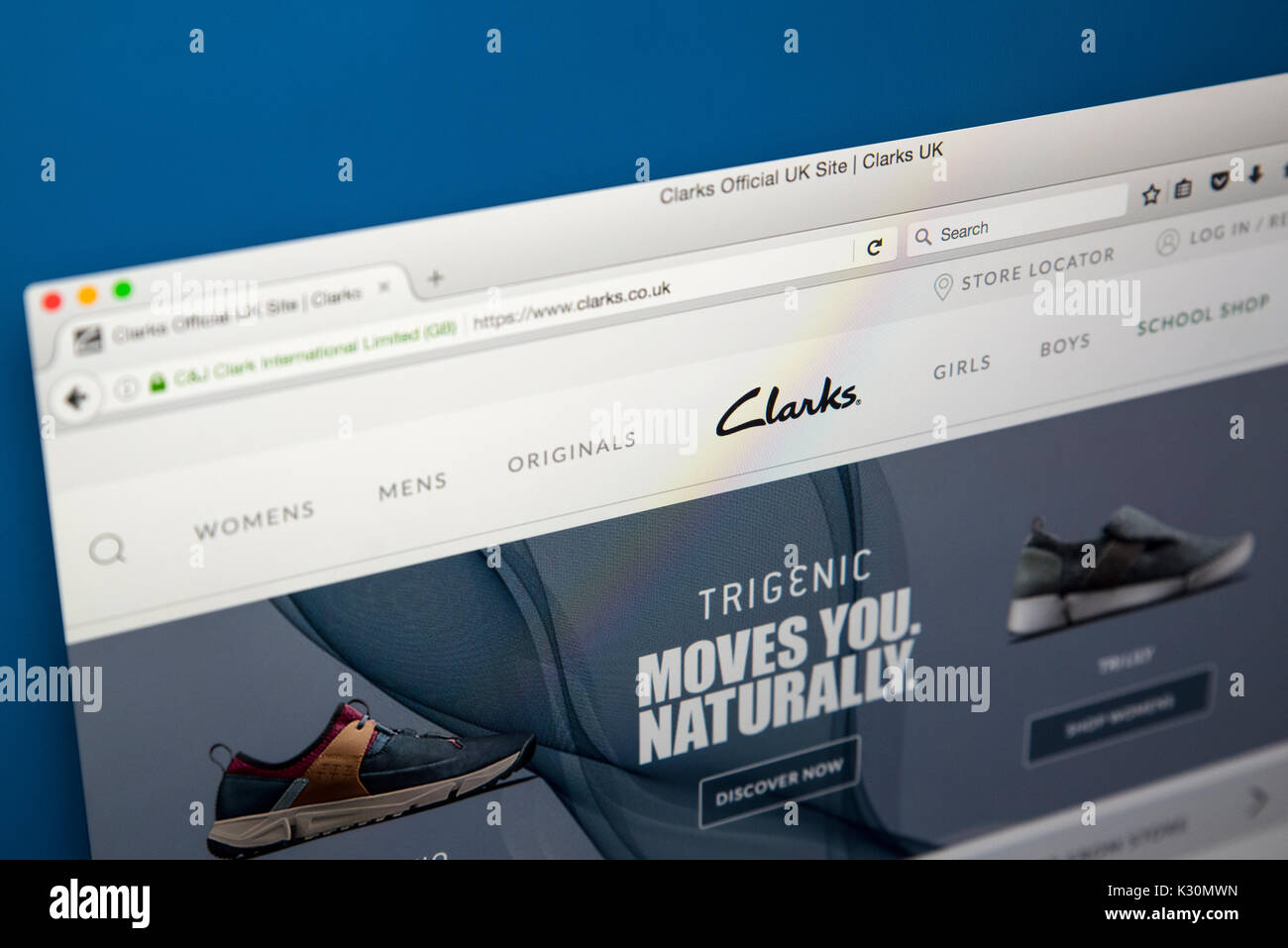 Shoe Shops Broadmead