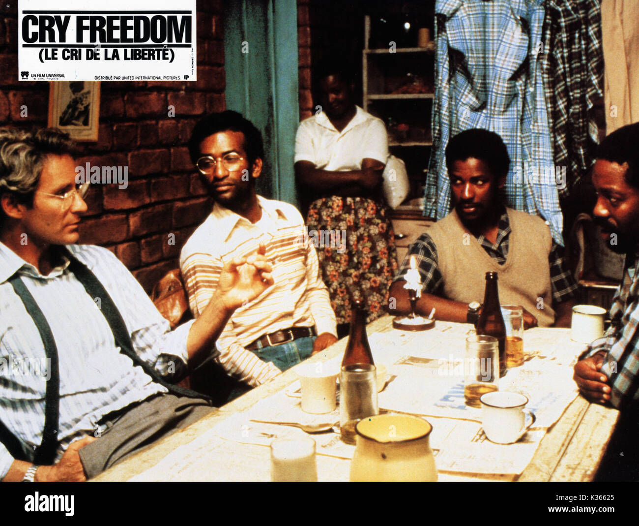 a film study on cry freedom 'the family's' joan allen finds freedom in  room is more of a microscopic study of a relationship between a mother  it kind of makes me cry.