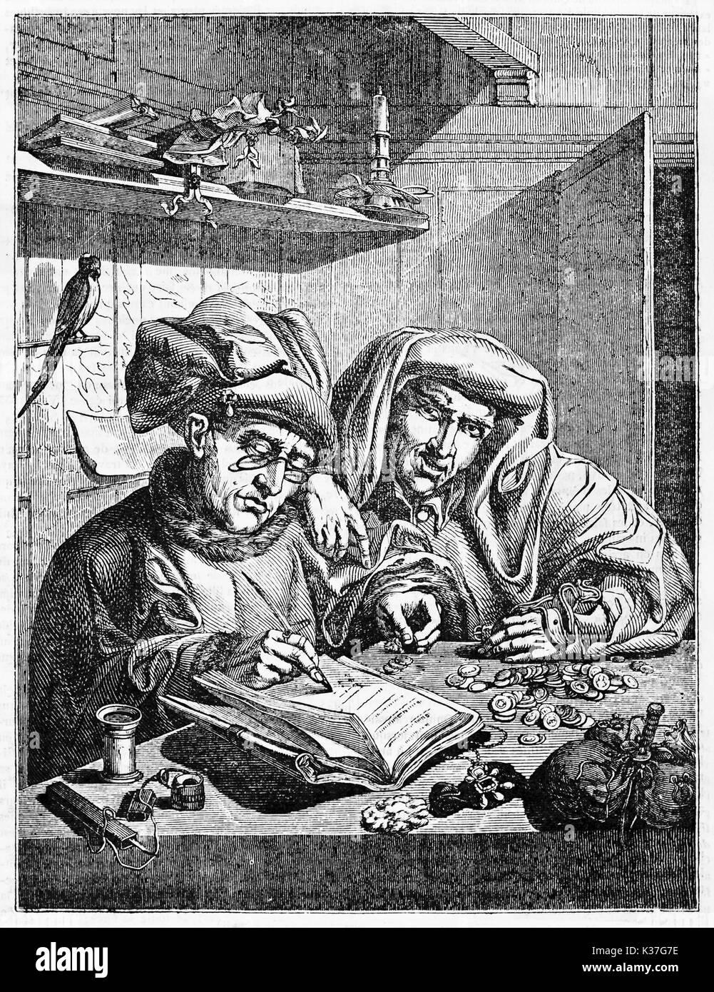 Master Engravers of Fifteenth Century Germany Essay