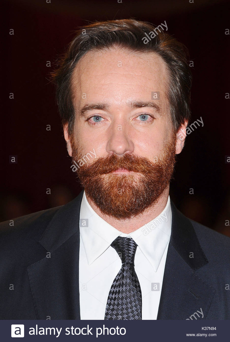 Matthew Macfadyen. The world premiere of 'The Three Musketeers', Vue Westfield, London. - Stock Image
