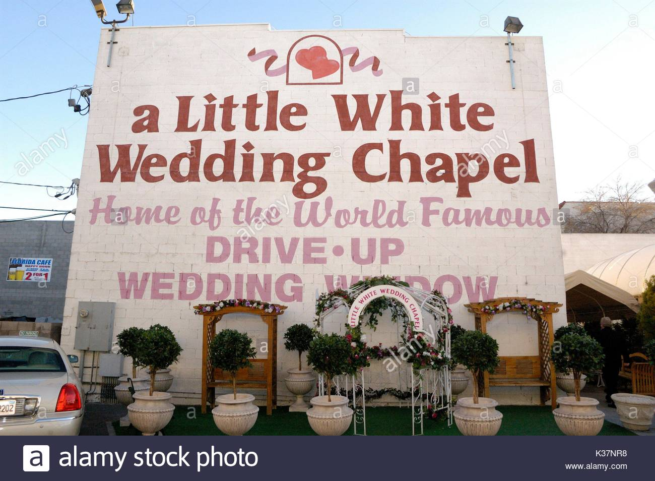 Las Vegas Little White Chapel Stock Photos Amp Las Vegas Little White Chapel Stock Images