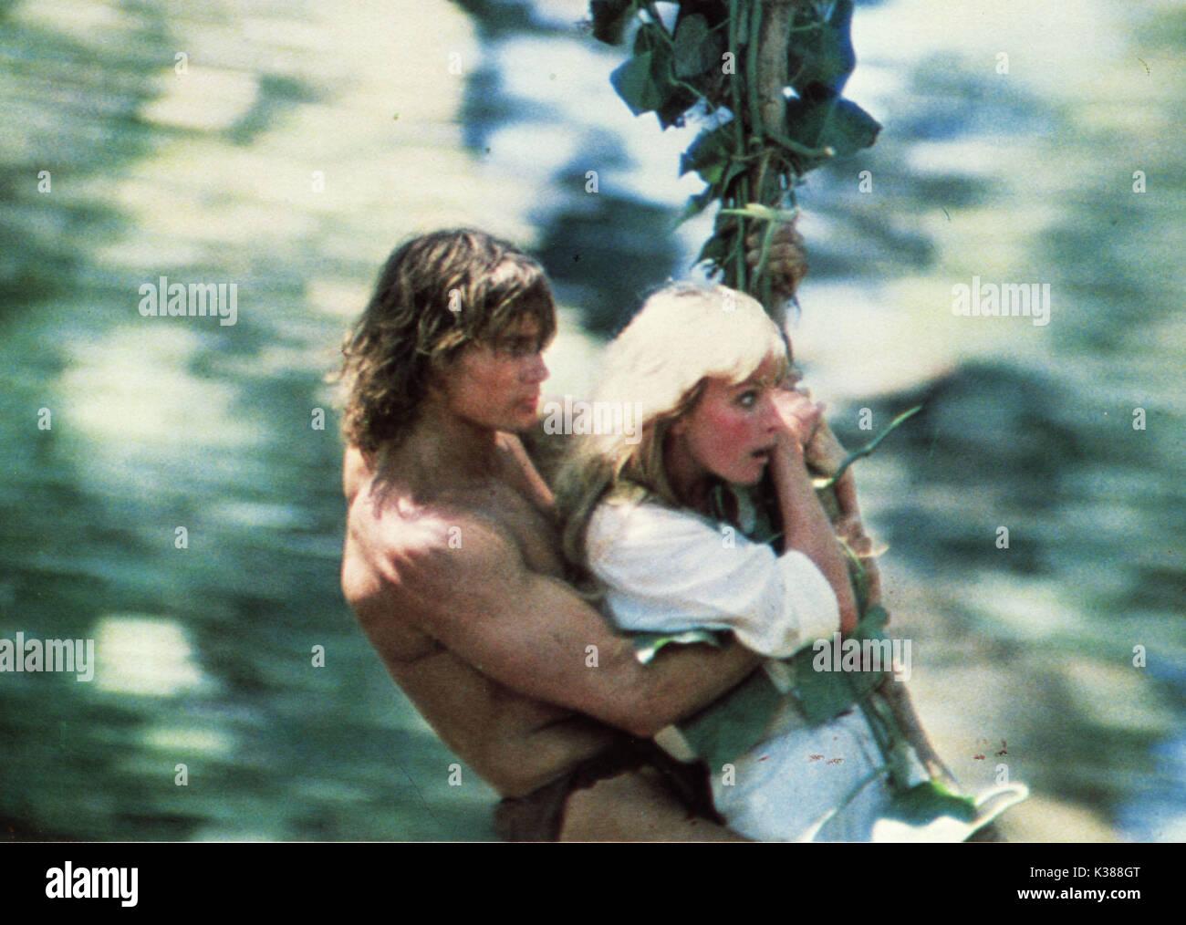 Bo Derek Tarzan Ape Man Stock Photos & Bo Derek Tarzan Ape ...