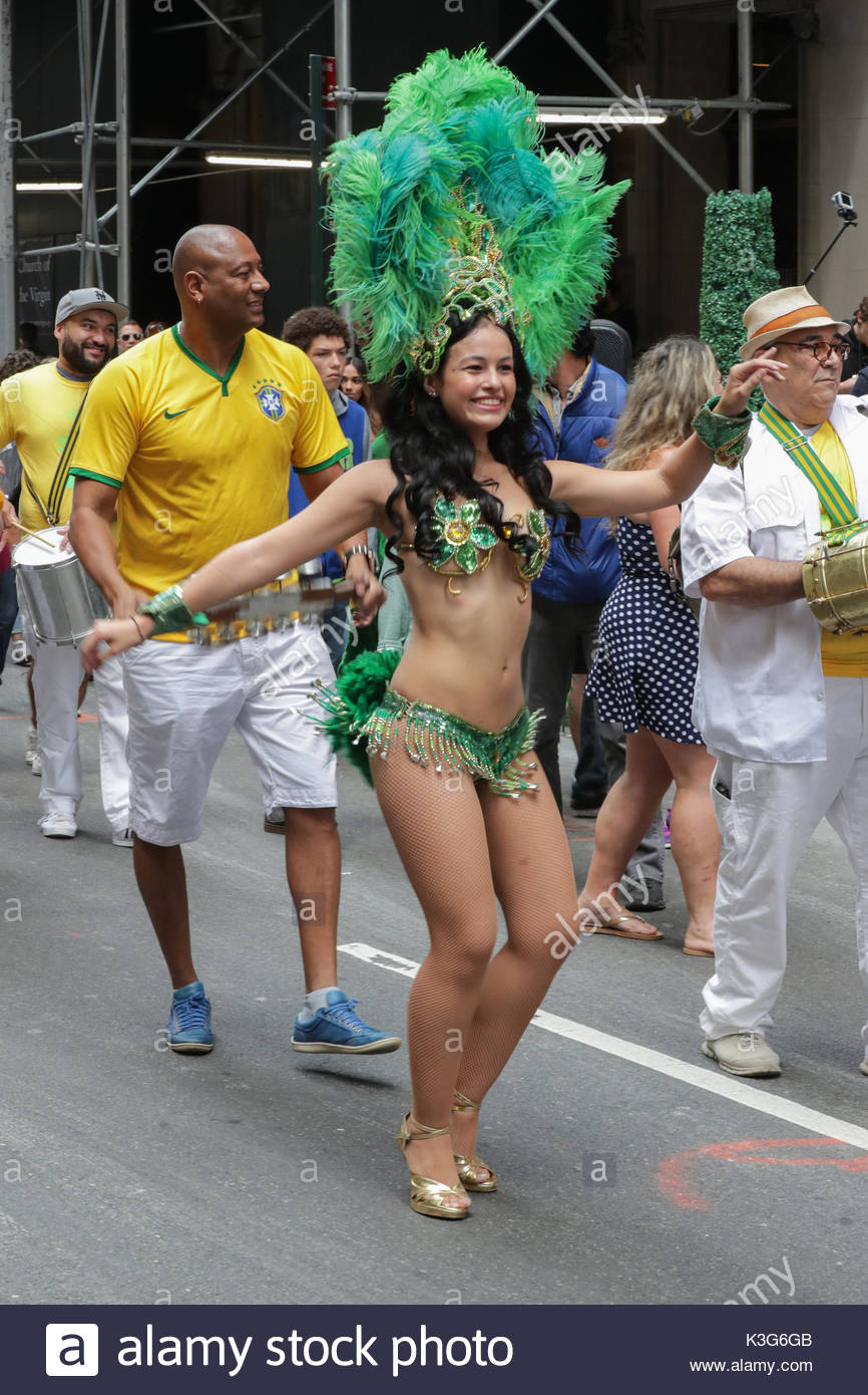 new york Brazilian city festival day