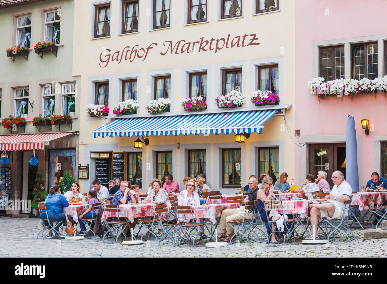 rothenburg ob der tauber stock photos rothenburg ob der tauber stock images alamy. Black Bedroom Furniture Sets. Home Design Ideas