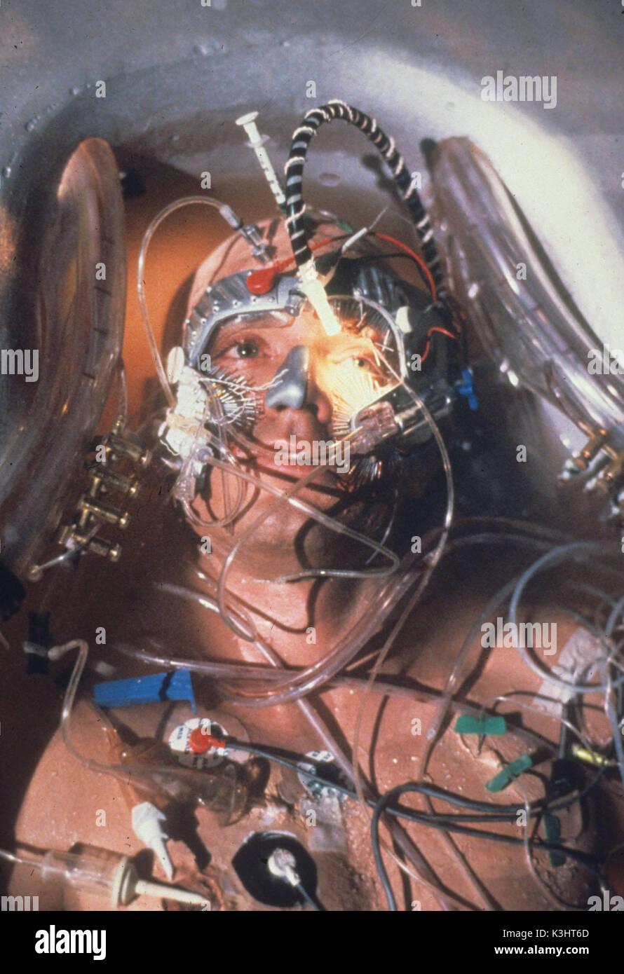 TIMEBOMB MICHAEL BIEHN     Date: 1991 - Stock Image