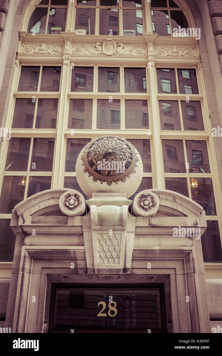 Stucco house door stock photos stucco house door stock for Broadway house
