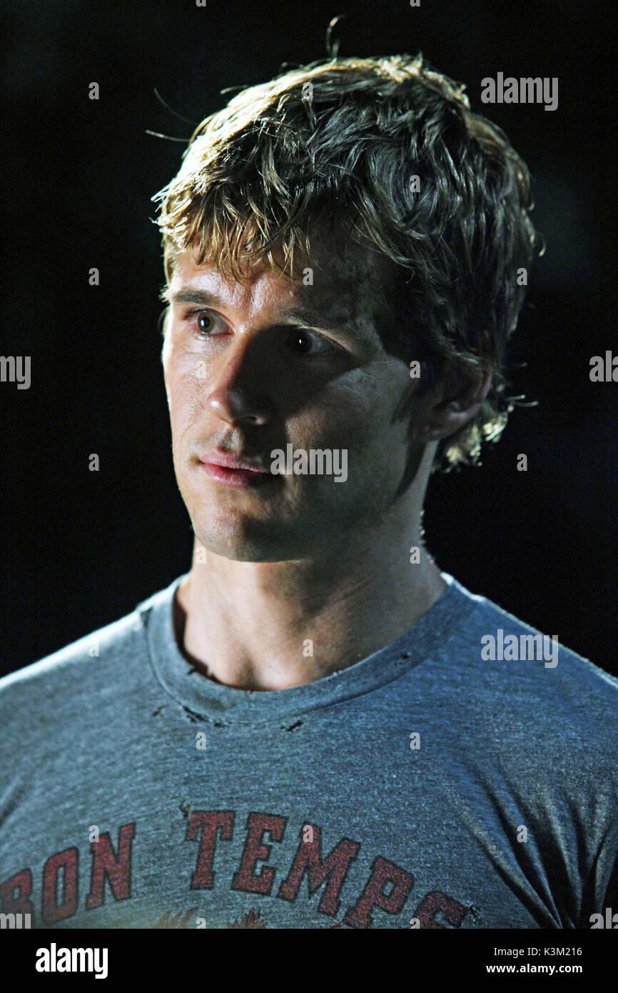 TRUE BLOOD Series,2/Episode,8/Timebomb RYAN KWANTEN as Jason Stackhouse        Date: 2008 - Stock Image