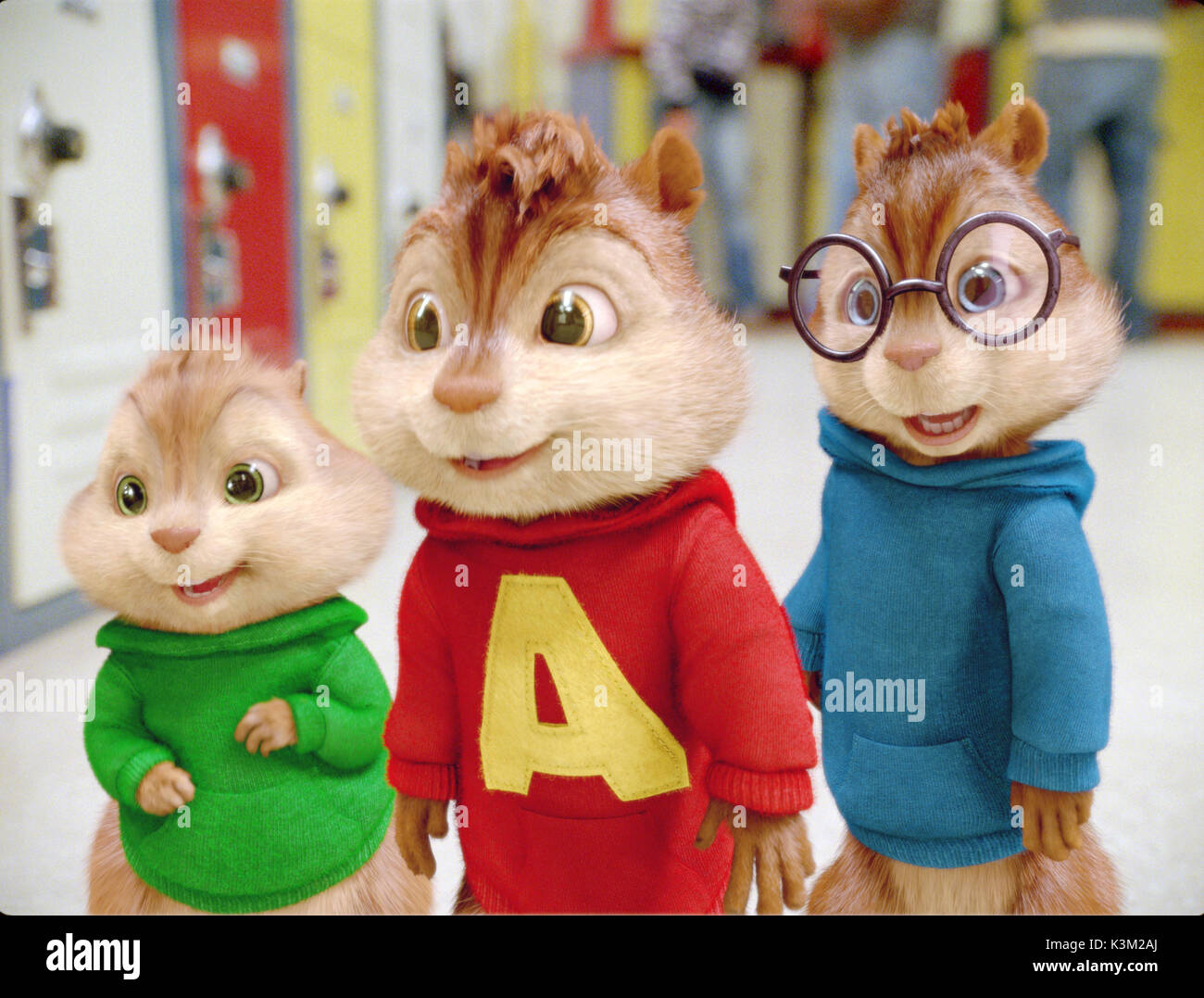 Alvin and the Chipmunks film  Wikipedia