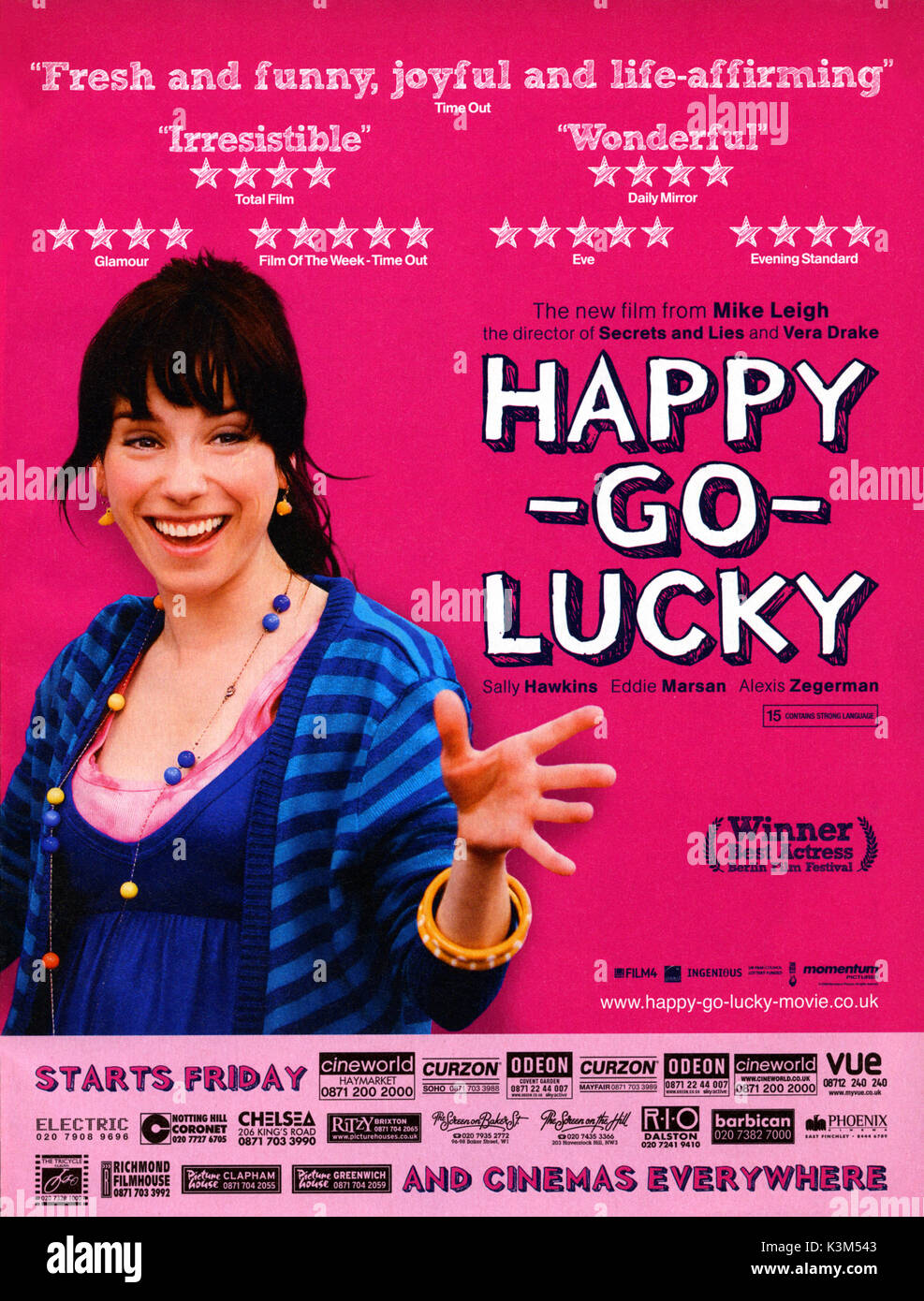 happy go lucky Happy-go-lucky is defined as carefree, affable, breezy, laid-back, and mellow here are five ways to adapt those qualities into your life and be happier.