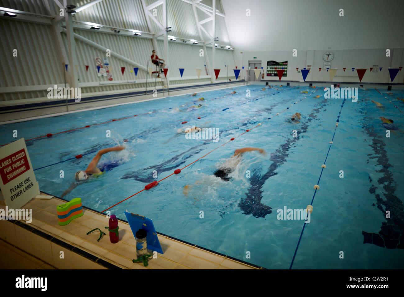 Public Swimming Pool Interior Stock Photos Public Swimming Pool Interior Stock Images Alamy