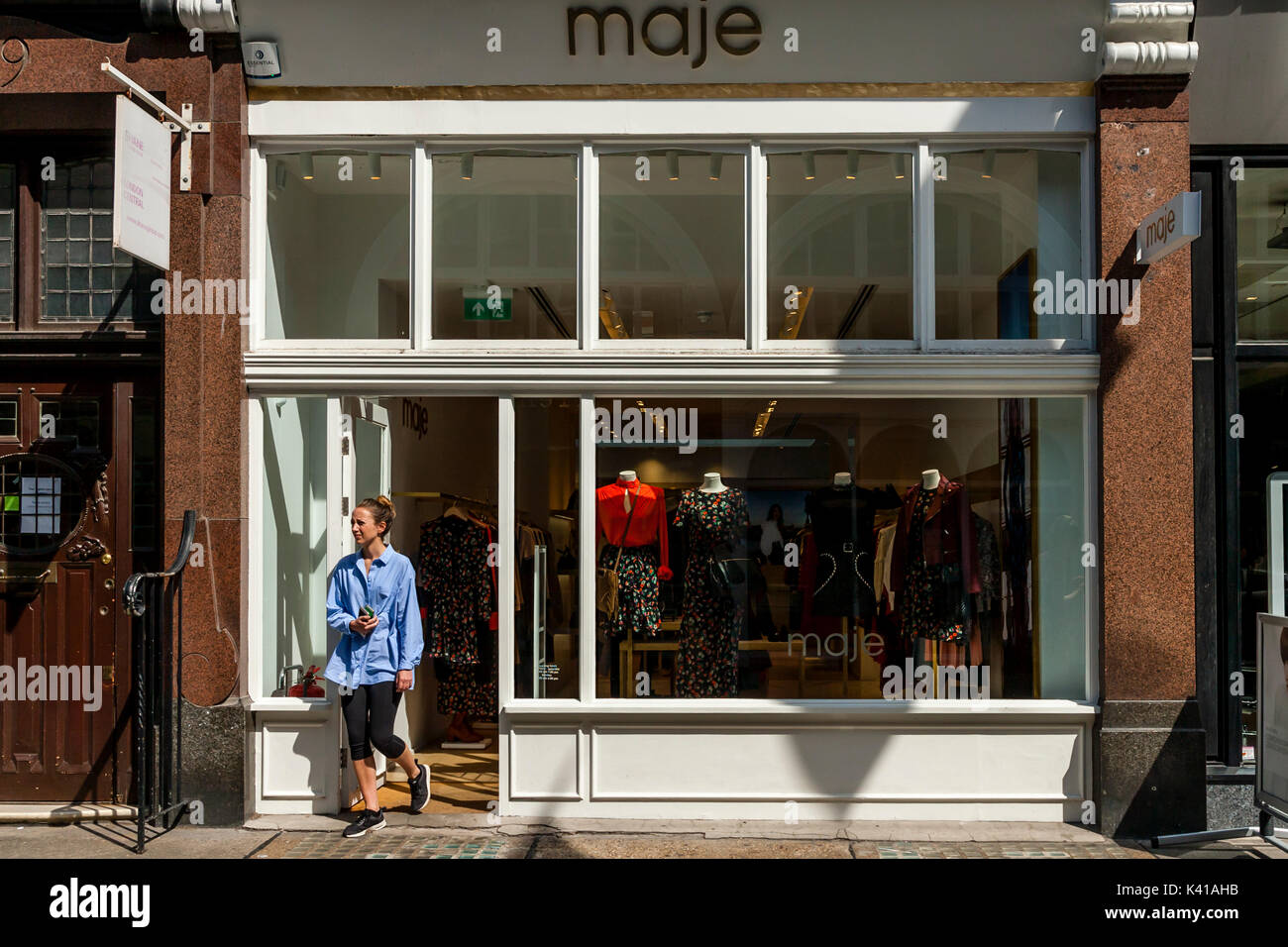 Online london clothing stores