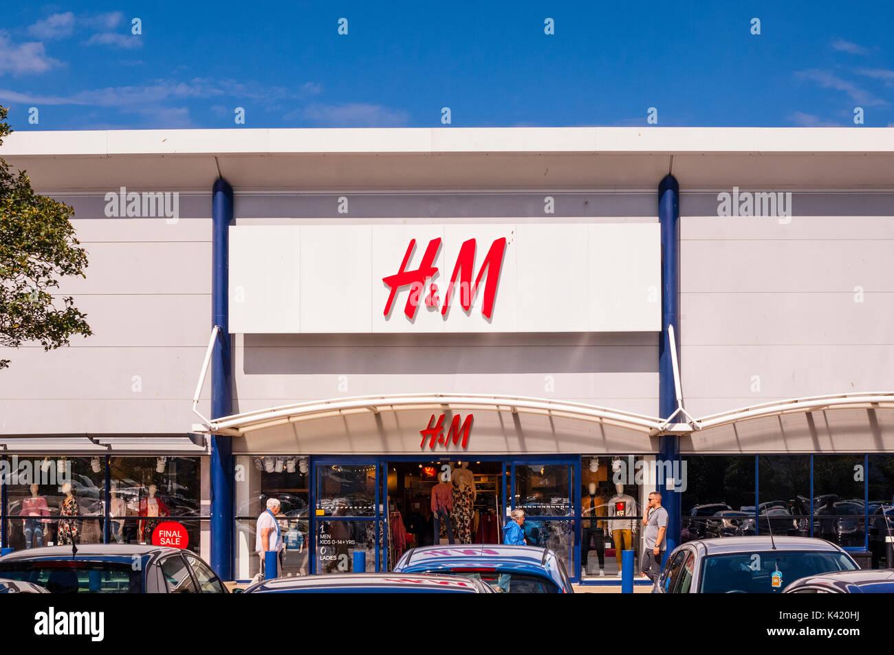 H & m uk online shopping