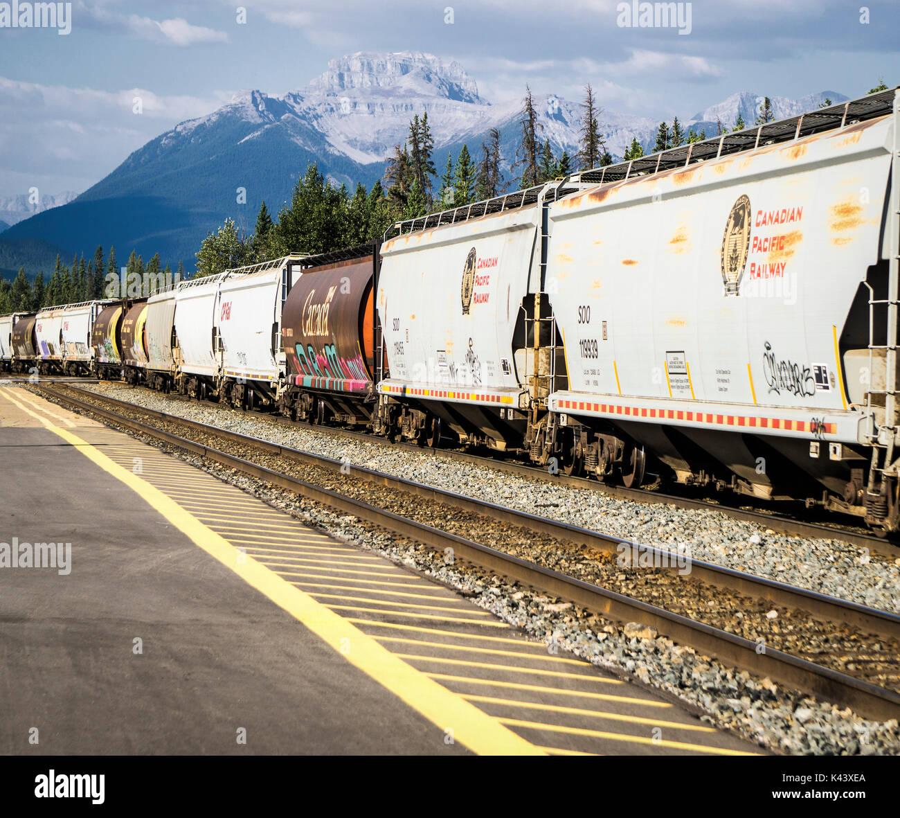 a history of the canadian pacific railway in canadian transportation 29 the railway completing the what's more, chicago had established its primacy in railway transportation as the canadian pacific railway was both a.