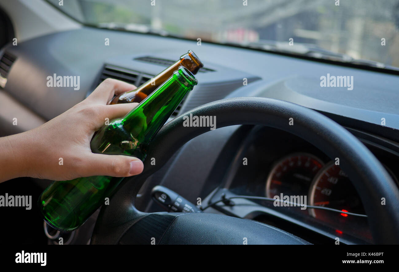 Drinking Alcohol In A Car Nt
