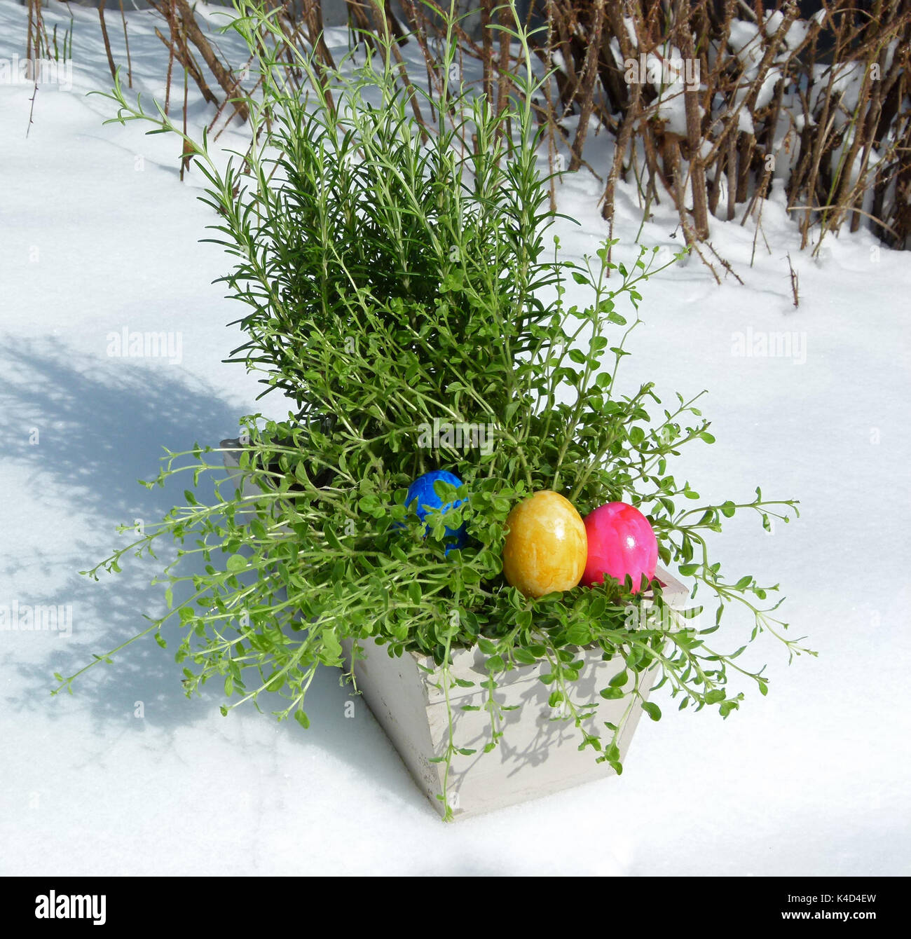 symbol for snowy easter stock photos amp symbol for snowy