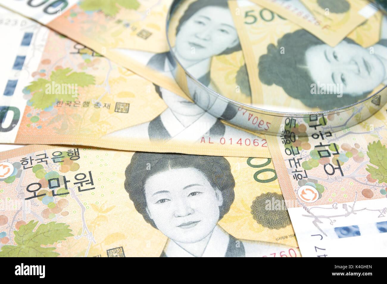 Forex trading korean won