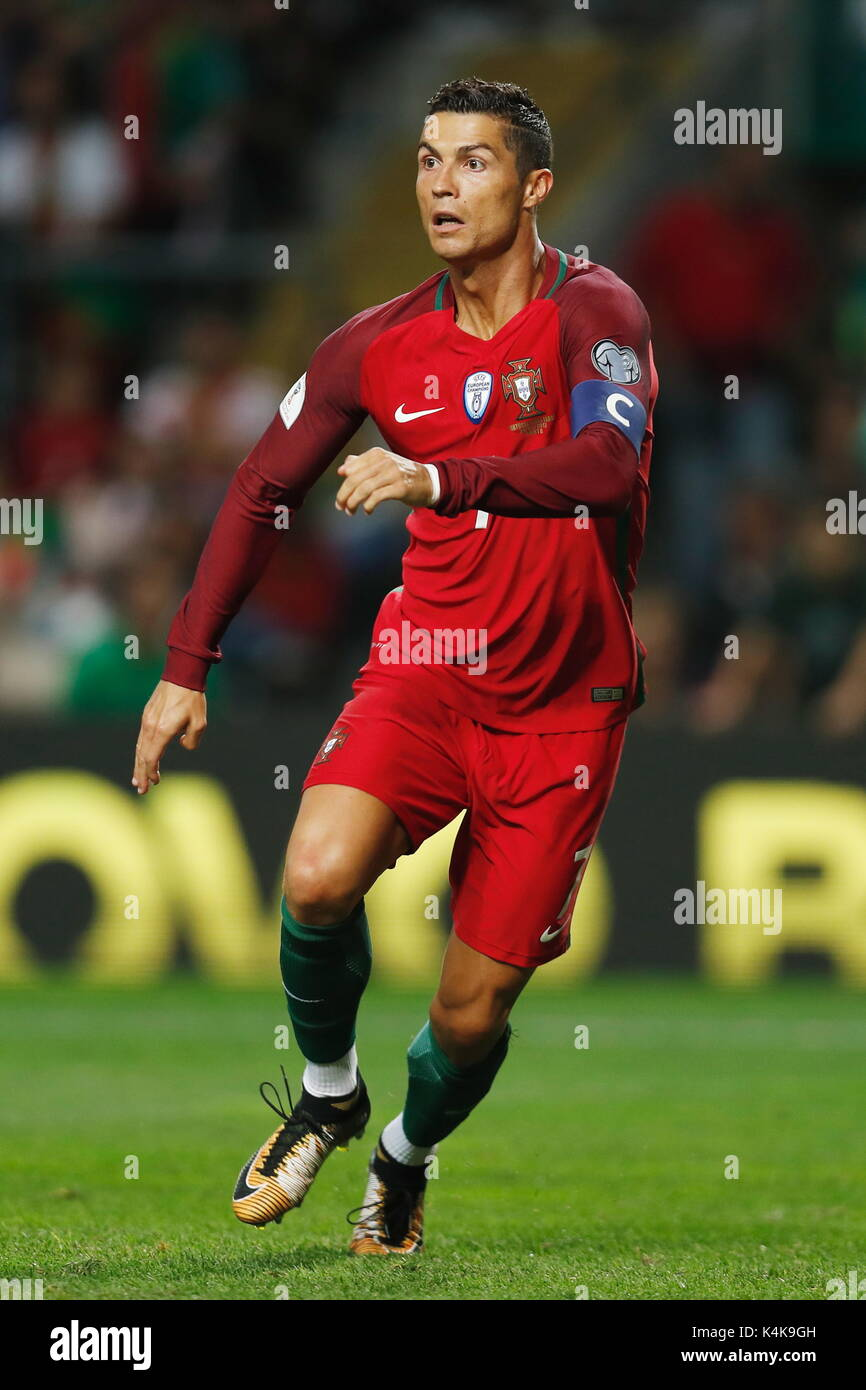 Cristiano Ronaldo 2017 World Cup