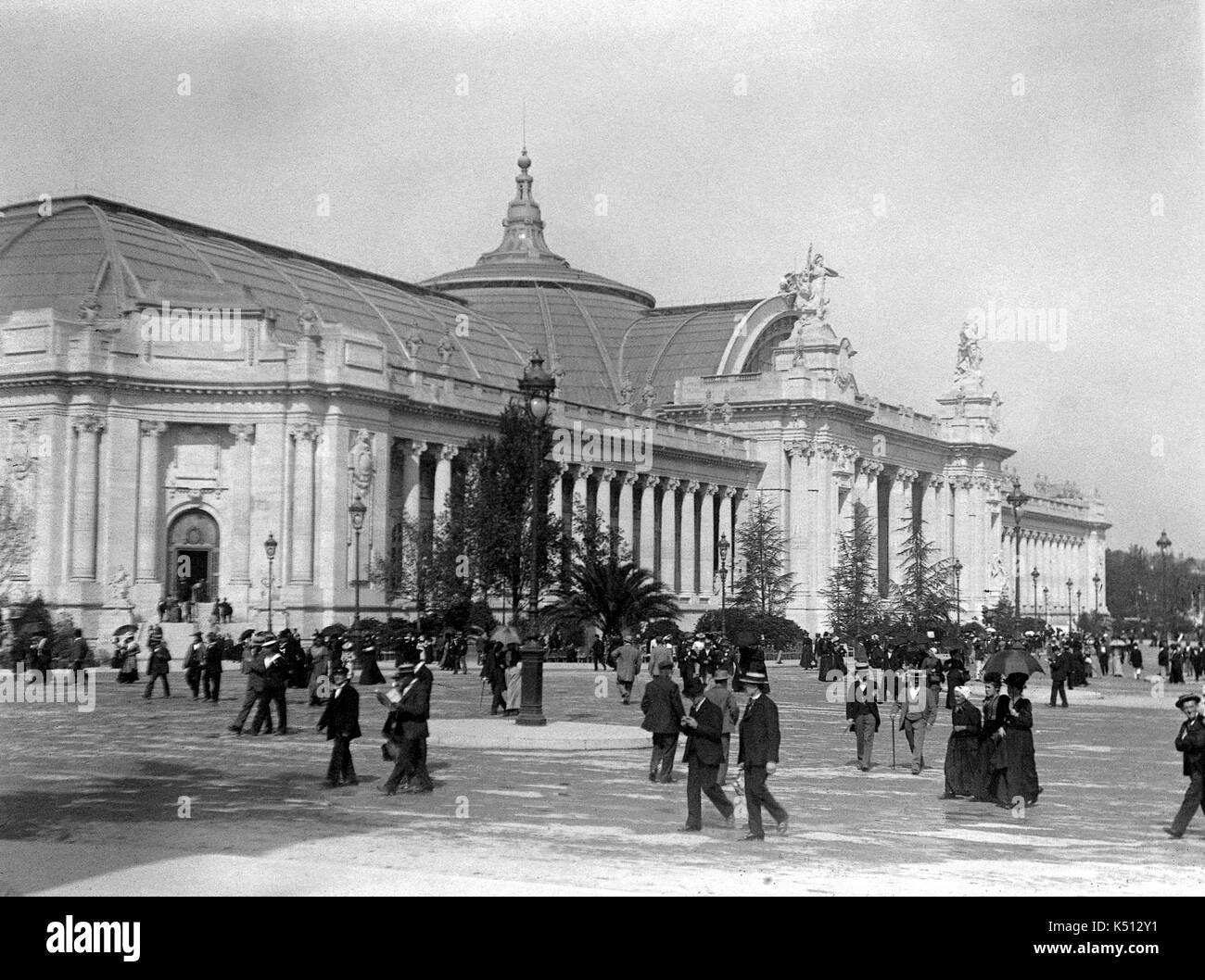 Universal exhibition 1900 stock photos universal exhibition 1900 stock images alamy - Exposition grand palais paris ...