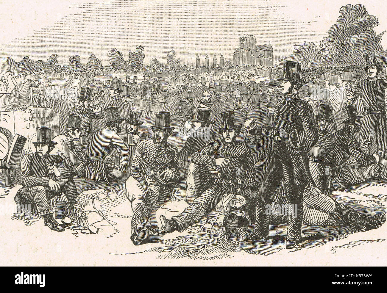 chartism or the chartist movement Was chartism successful in the face of overwhelming support, the government held firm chartist demands were continually rejected until, by 1858, the movement fizzled out yet the movement's ideas remained, and were taken up.
