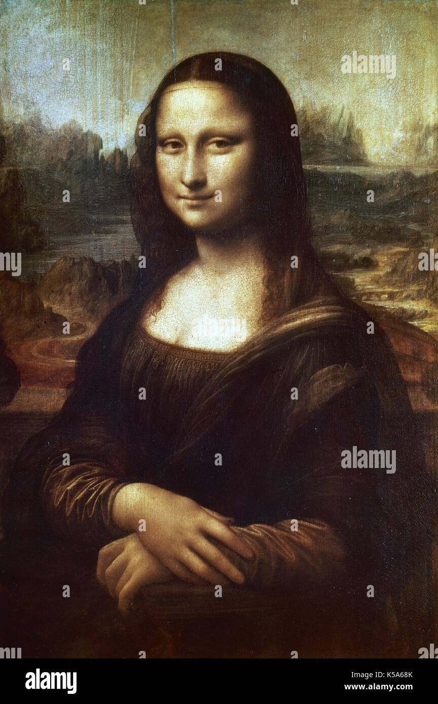 the mona lisa la gioconda or Mona lisa, also known as la gioconda is a famous oil painting, originally by italian artist leonardo da vinci in 1505, with the style of renaissance the painting now is collected by musée du louvre.