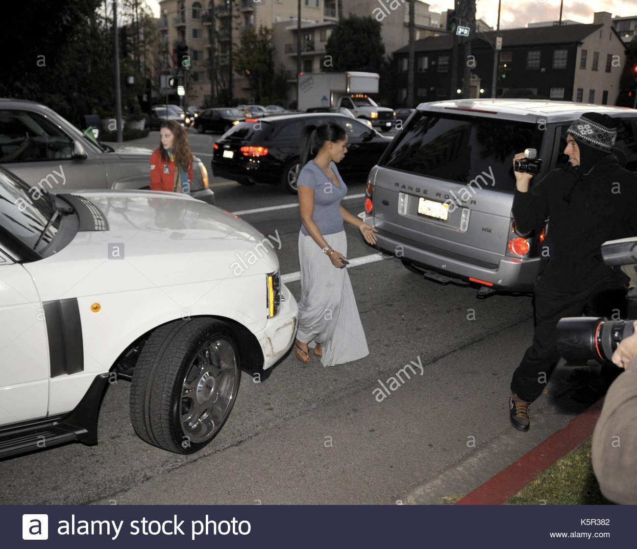 Minor Car Accident Stock Photos & Minor Car Accident Stock