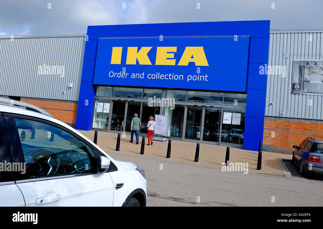 ikea store exterior stock photos ikea store exterior stock images alamy. Black Bedroom Furniture Sets. Home Design Ideas