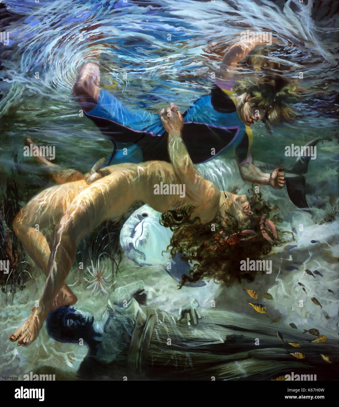 Greek paintings of mythology