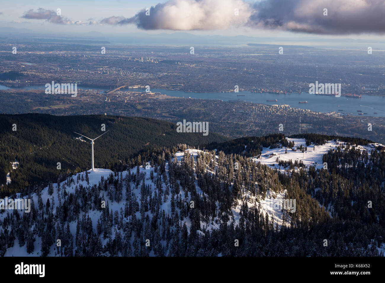 how to get to grouse mountain from downtown vancouver