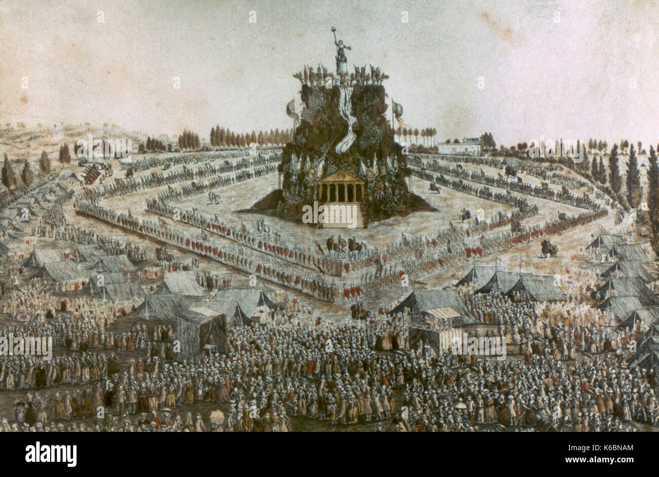 Timeline of the French Revolution 1789 – 1799