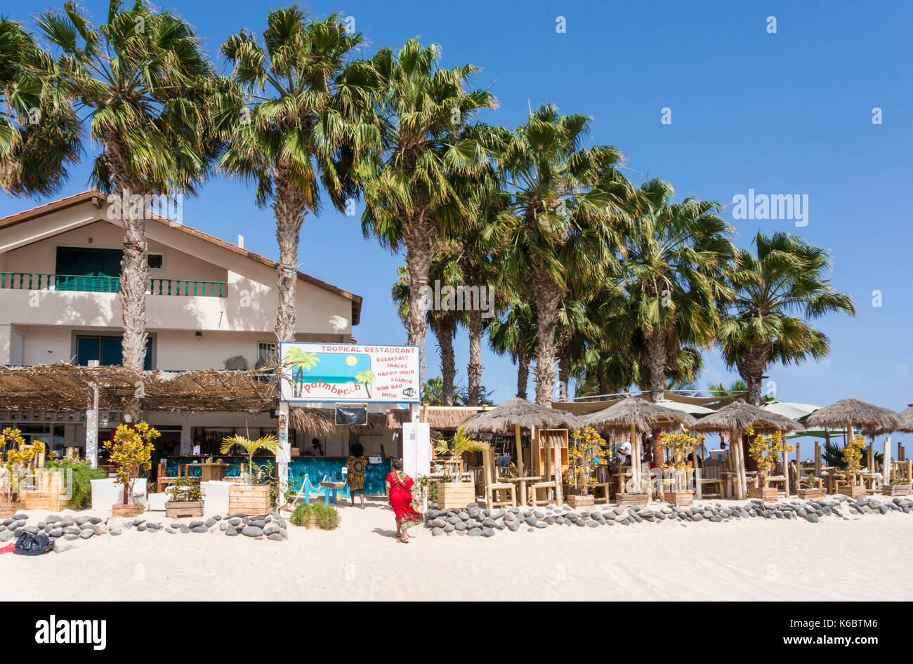 Cape Verde Sal Bar Stock Photos Cape Verde Sal Bar Stock Images Alamy