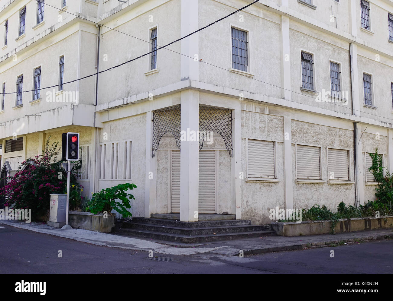 Dwelling house mauritius stock photos dwelling house - Where is port louis mauritius located ...