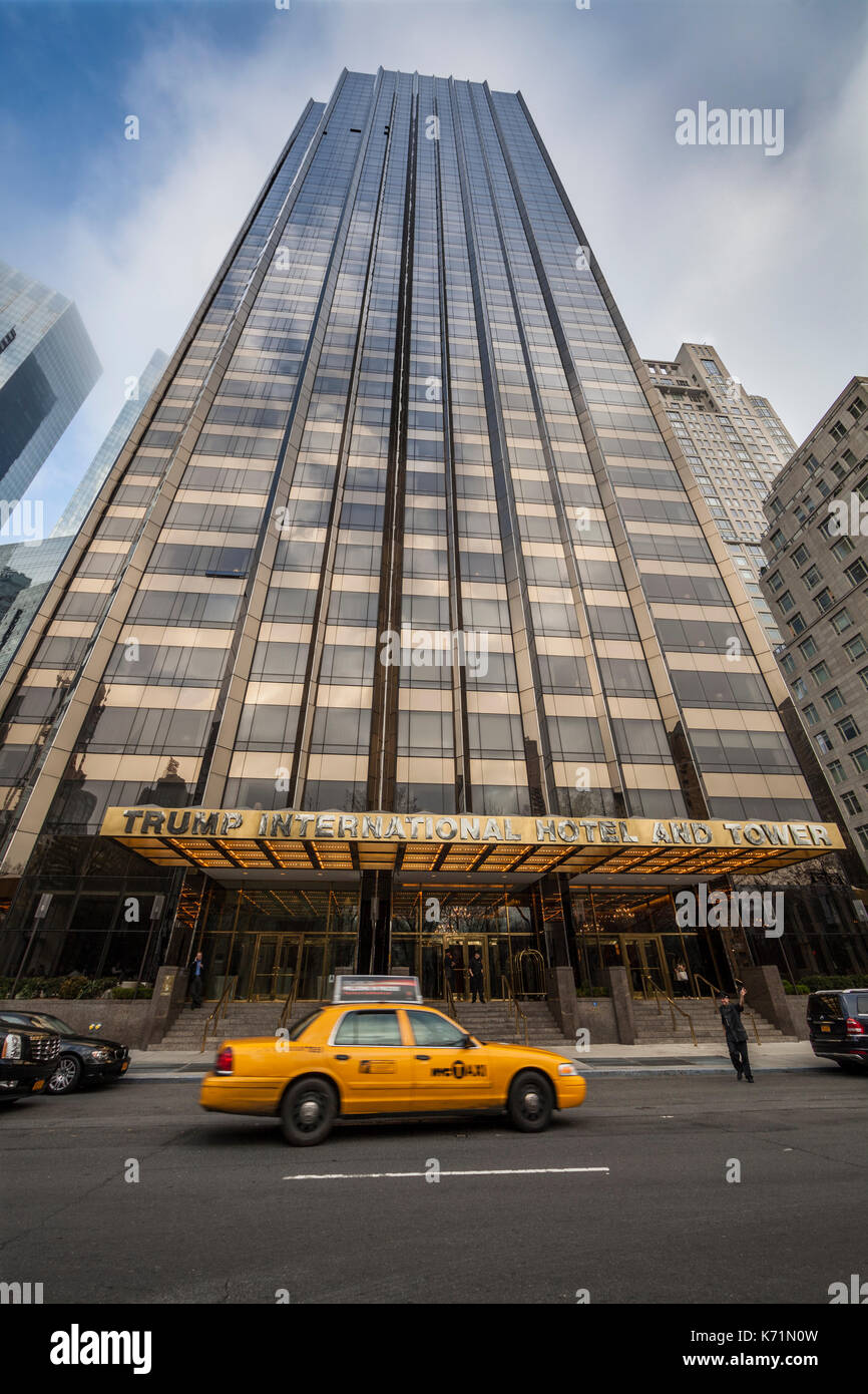 Trump Hotel New York Th Avenue