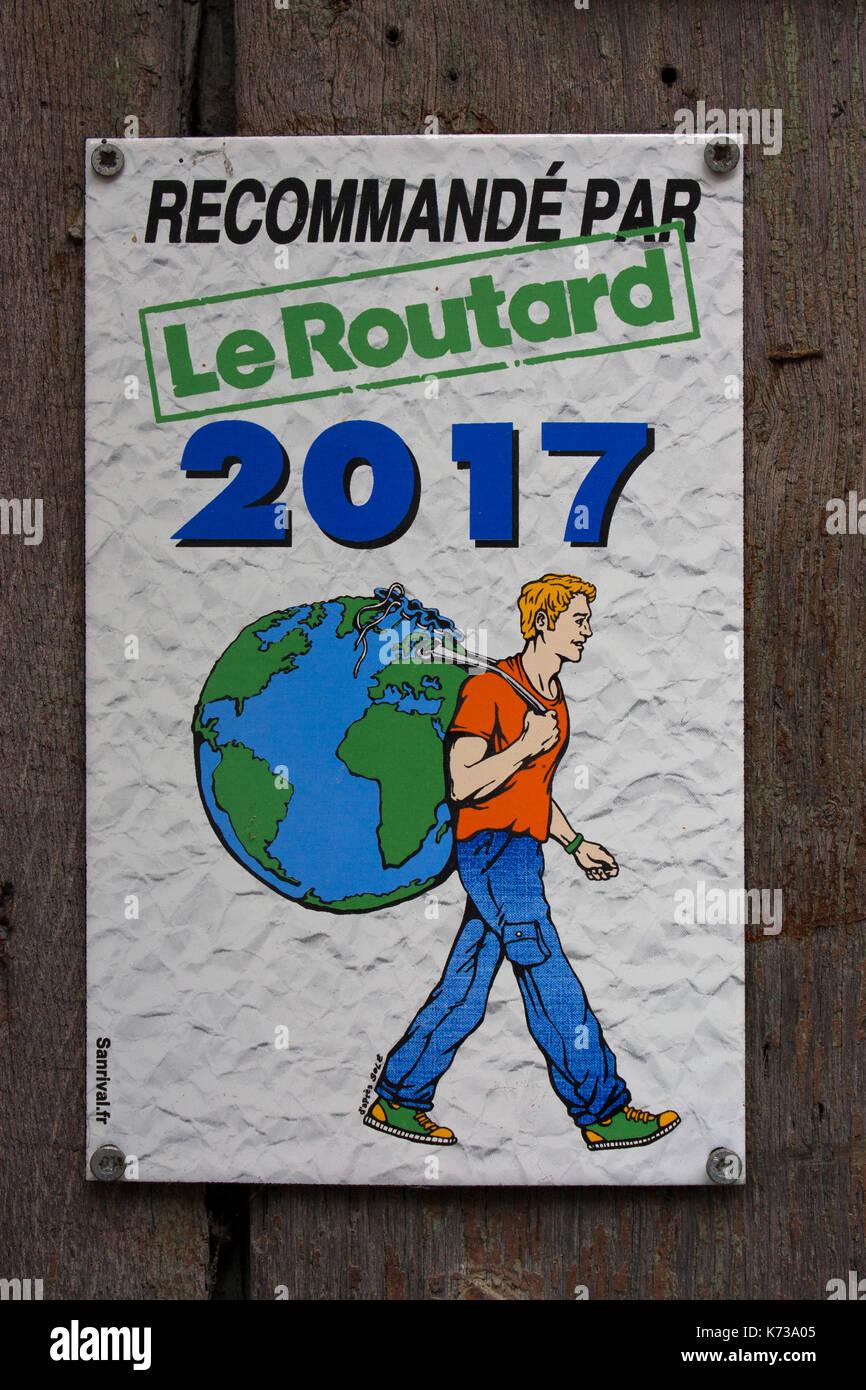 Guide Du Routard Restaurant France