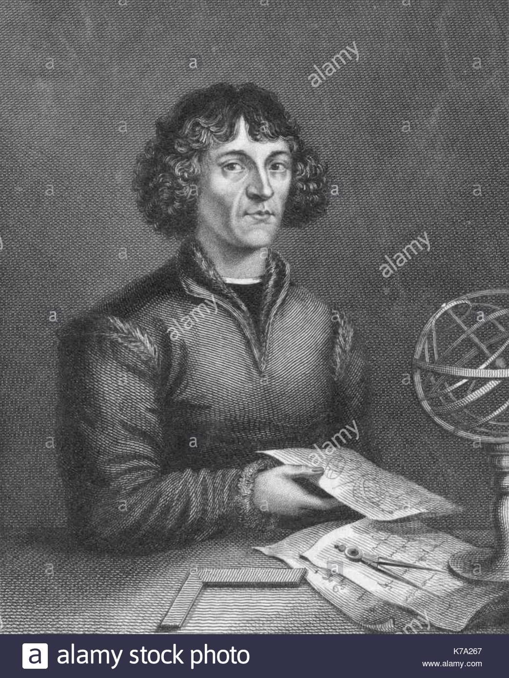 A brief biography of nicolaus copernicus an polish astronomer