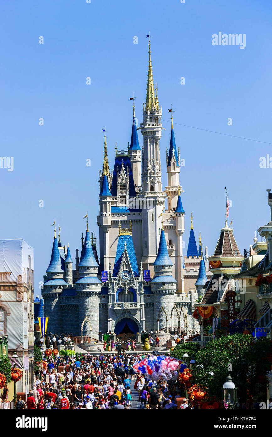 how to get to disney orlando florida