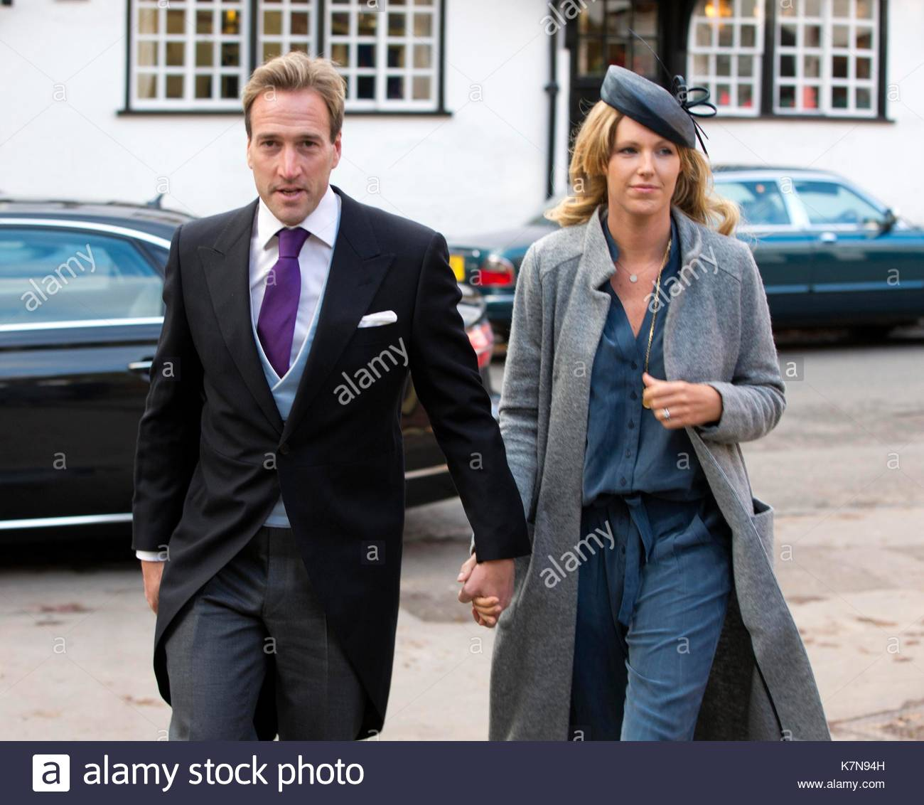 Ben Fogle And Marina Hunt. HRH The Prince Harry Attends
