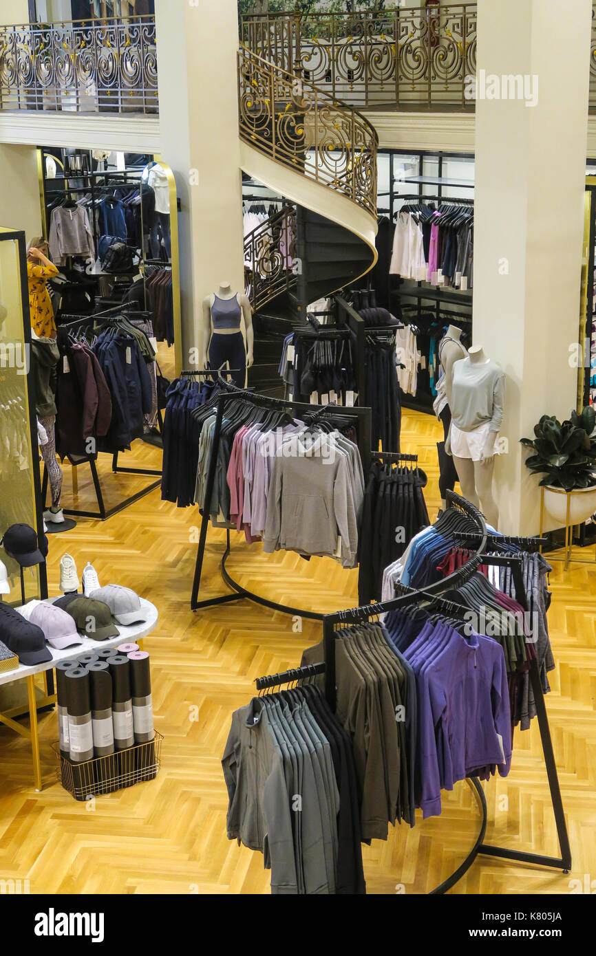 Vernal avenue clothing store