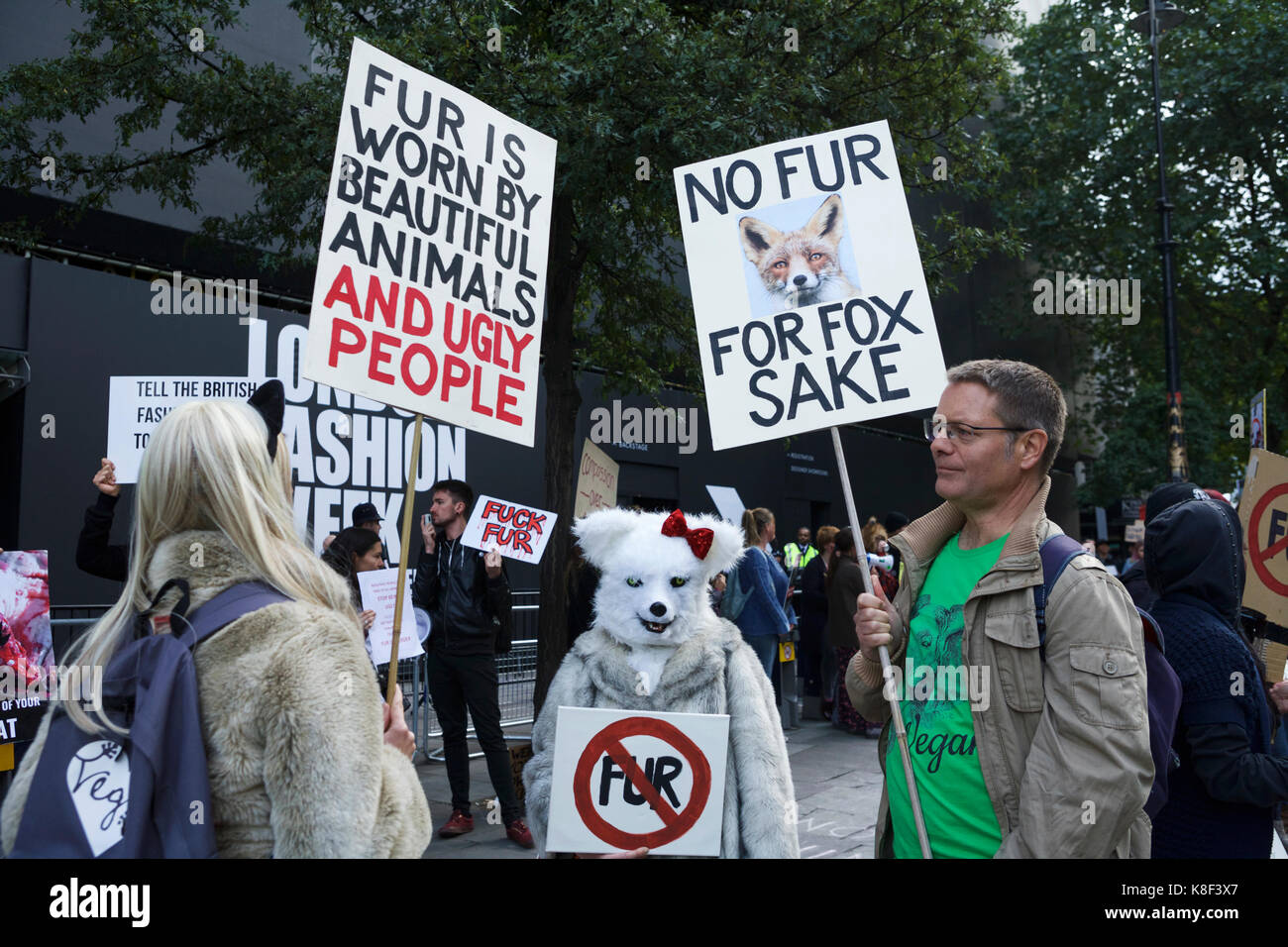 the animal rights protests against the fur trade Dixie's vintage stall cambridge's last fur retailer  the fact is that as protests increase,  animal rights cambridge.